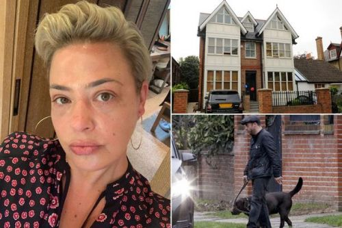 Inside Lisa Armstrong's divorce from Ant McPartlin - the millions, Hurley and their house