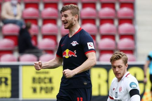 RB Leipzig boss admits Werner is pondering future amid Liverpool interest