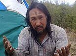 Russian shaman who wants to rid the country of 'demon' Putin is arrested