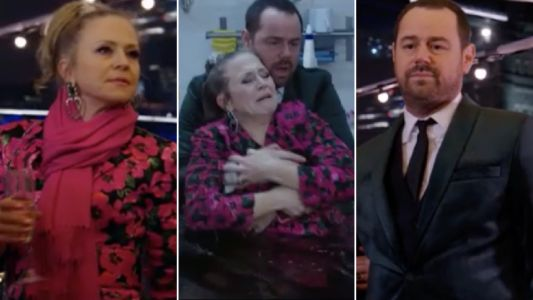 EastEnders spoilers: Mick Carter promises to stay with Linda as she faces death horror