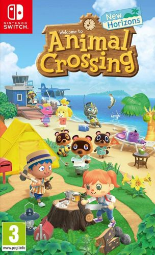 Animal Crossing is the first UK no. 1 of 2021 - Games charts 2 January