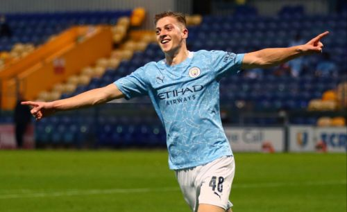 Man City wonderkid Liam Delap, son of Rory, set to make first-team debut from start in Carabao Cup clash vs Bournemouth
