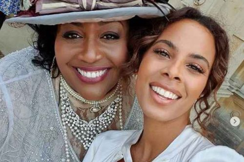 Alison Hammond shares selfie with Rochelle Humes as fans hint This Morning presenter is getting her own show