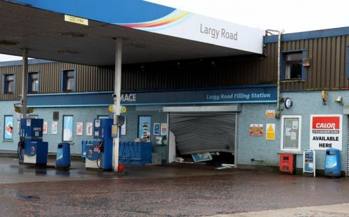 Anger after Ahoghill targeted by ATM raiders for second time in under a year