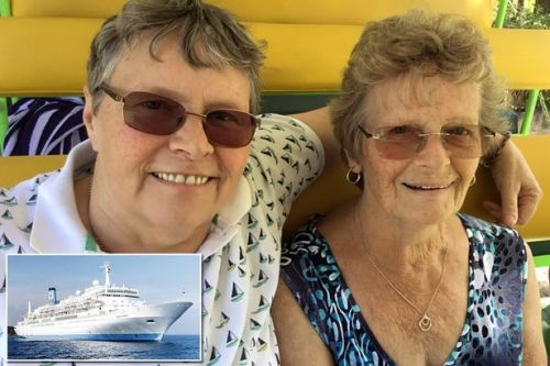 Brits 'hit by norovirus on £5k Tui cruise and put in quarantine for three days'
