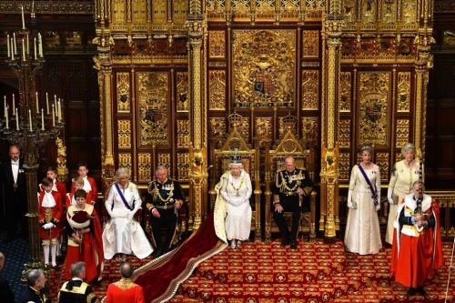 The Queen's Speech Kicks Off A Crucial Week On Brexit. Here's What It Means