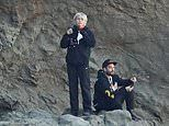 Miley Cyrus EXCLUSIVE: Singer watches sunset in Malibu beach with stylist palBradley Kenneth McPeek