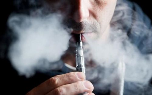 Non-smokers should never take up vaping.but there are heart benefits for tobacco users
