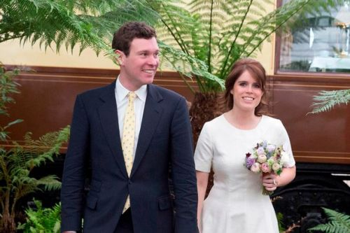 Eugenie royal wedding Order of Service in full - music, readings, vows and prayers for the ceremony