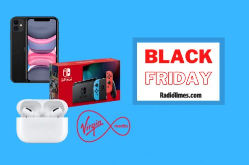 Free Nintendo Switch and AirPods as Virgin Media offers some of the best phone bundle deals this Black Friday