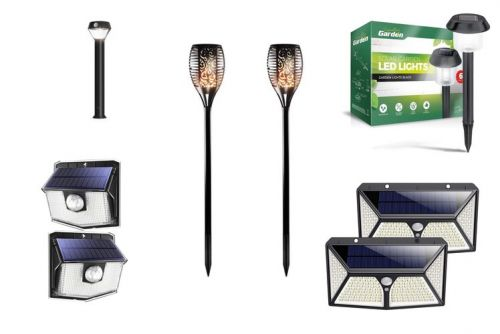 Best solar lights 2020: Light up the night with renewable power