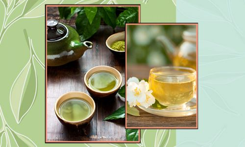 Green tea health benefits - why drinking green tea is good for your mind and body