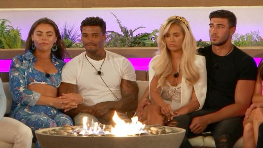 Love Island stars forced to dump couple from villa in savage twist