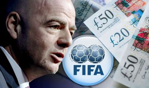 FIFA vow to dip into £2.2bn war chest to help football survive amid coronavirus pandemic