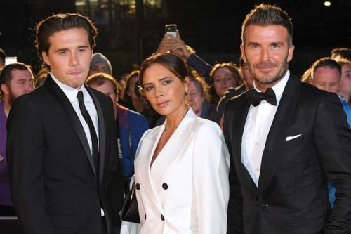 Victoria Beckham gushes over son Brooklyn's engagement to Nicola Peltz
