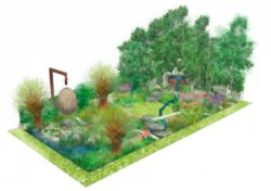 Yeo Valley at Chelsea Flower Show
