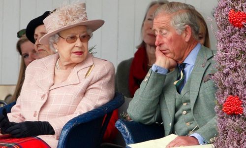 10 funny photos of the royals looking like they'd rather be somewhere else