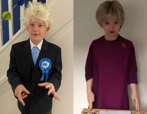 Politics Is So Scary Now Kids Want To Dress Up As Politicians For Halloween