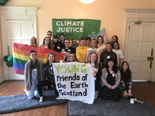 Young people and climate action in 2019