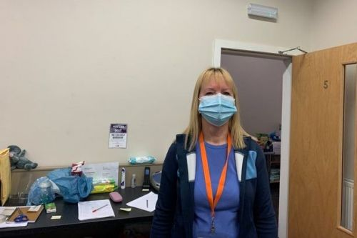 Food bank staff in tears after NHS nurse turned to them for help during pandemic