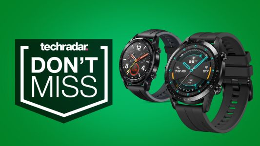 Huawei Watch GT smartwatch deals are seeing further reductions this week