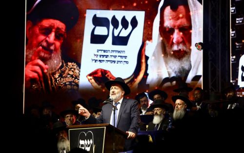 Israel's ultra-Orthodox mobilise in fight for soul of Jewish state in knife-edge election