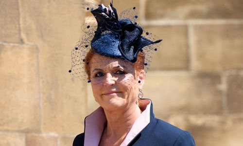 Sarah Ferguson takes to Twitter after Meghan Markle and Prince Harry's interview with Oprah