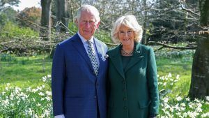 The Duchess of Cornwall shares an emotional plea as husband Charles catches coronavirus