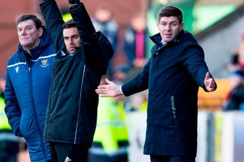 Rangers fans wheeling out Celtic title prophecy proves they've given up on stopping nine in a row - Hotline