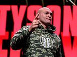 Tyson Fury tips the scales at 273lbs while Deontay Wilder is 231lbs ahead of WBC heavyweight fight