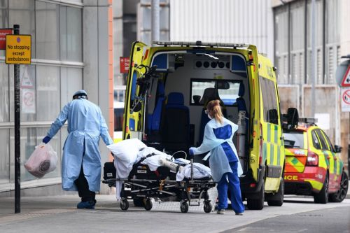 UK's true death toll passes 50,000, official figures show