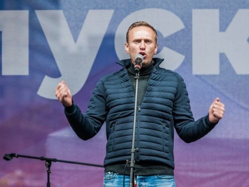 Russian opposition leader Alexei Navalny detained upon returning home following poisoning