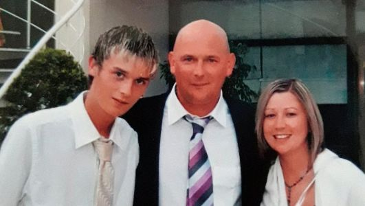 Belfast father writes book about late son's battle with drug addiction