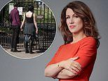 From red carpet to real life.SUSANNA REID: A walk in the park isn't a luxury - it's essential