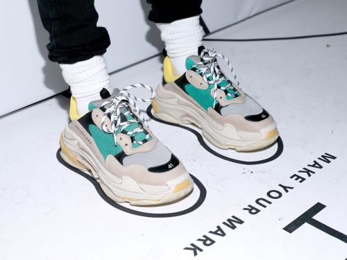 If not 'dad shoes,' then what? Here's how the next 'it' shoe of the decade will be determined, according to a brand marketing expert