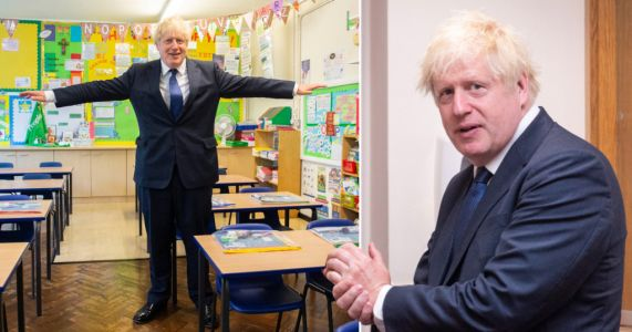 Boris Johnson promises to 'fully' reopen schools in weeks