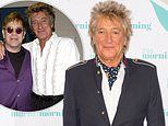 Rod Stewart reveals he's 'mates' again with Elton John after ending 'spiteful' feud