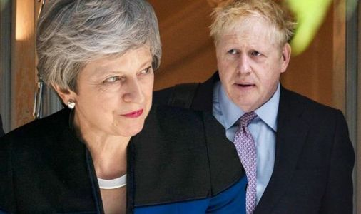 Theresa May plots to thwart Boris Johnson's Brexit plans as she backs Rory Stewart for PM