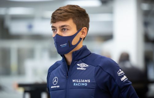 Russell 'will win', but maybe not with Williams