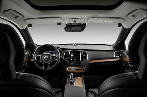 Volvo models to watch for drunk drivers with in-car cameras
