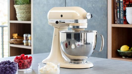 KitchenAid Artisan mixer is down to just £279 - with a Black Friday price promise