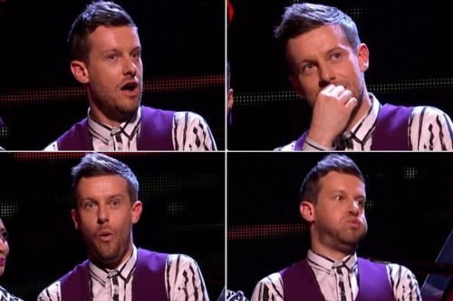 Strictly's Chris Ramsey has fans in stitches yet again with facial expressions