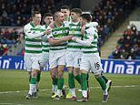 Ross County 1-4 Celtic: Ryan Christie double helps to seal the points for Neil Lennon's side