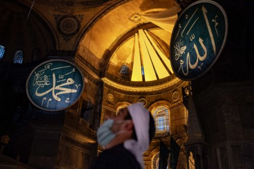 Hagia Sophia conversion 'bad news' for Turkey's marginalized Christians