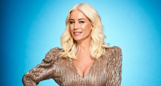 Denise Van Outen Rushed To Hospital After Dancing On Ice Fall
