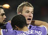 Andros Townsend thinks Harry Kane will STAY at Tottenham due to Jose Mourinho's trophy record