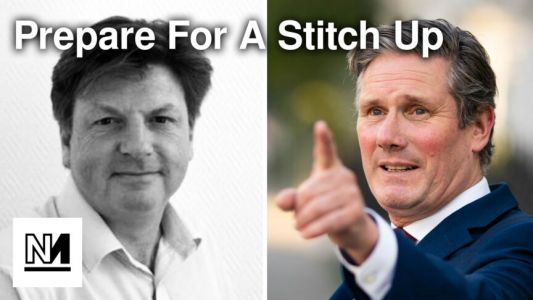 Starmer & Evans Prepare for Stitch up at Labour Conference