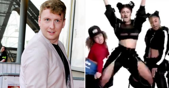 Joe Lycett edits Antony Worrall Thompson's face onto Nicki Minaj's body and it's quite something