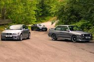 History of the BMW M division - picture special