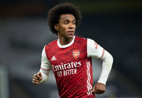 Edu recommended Willian to previous Arsenal manager Unai Emery